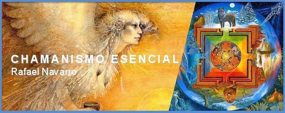 """Conferencia gratuita de """"Chamanismo Esencial"""" con Rafael Navarro"""